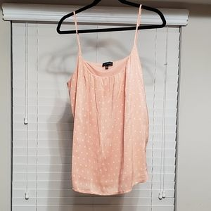 The Limited Light Coral Camisole Size:XL